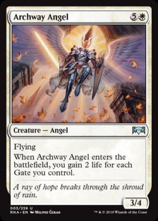 Archway Angel | Ravnica Allegiance