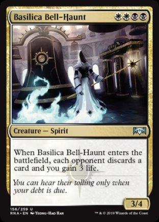 Basilica Bell-Haunt | Ravnica Allegiance
