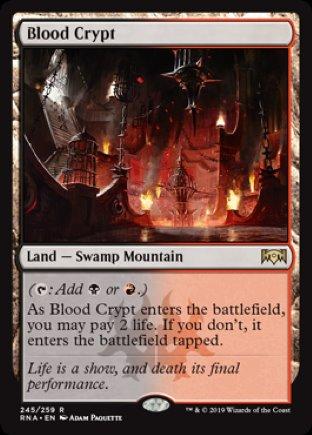 Blood Crypt | Ravnica Allegiance