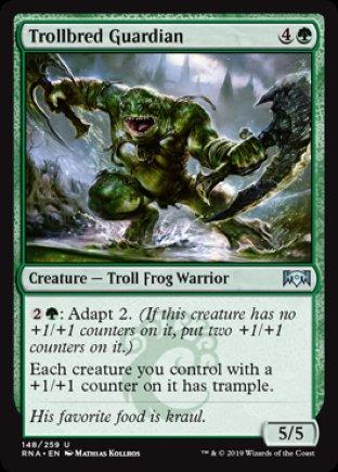 Trollbred Guardian | Ravnica Allegiance