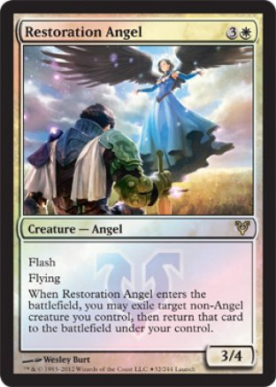 Restoration Angel | Release Events