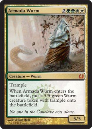 Armada Wurm | Return to Ravnica