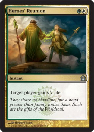 Heroes' Reunion | Return to Ravnica