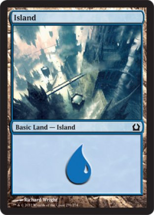 Island | Return to Ravnica