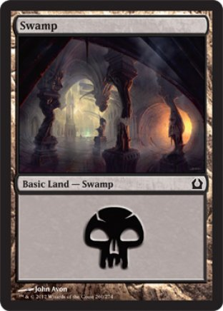 Swamp | Return to Ravnica