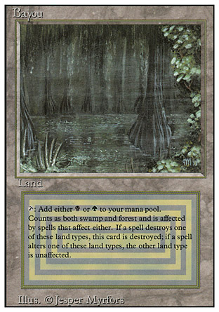 Bayou | Revised