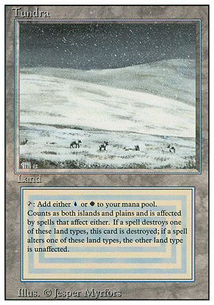 Tundra | Revised