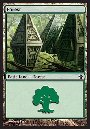 Forest | Rise of the Eldrazi