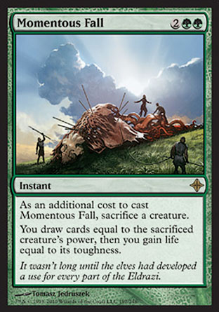 Momentous Fall | Rise of the Eldrazi