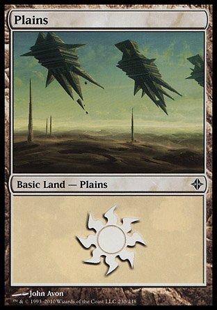 Plains | Rise of the Eldrazi