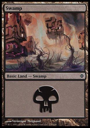 Swamp | Rise of the Eldrazi