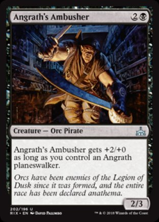 Angrath's Ambusher | Rivals of Ixalan