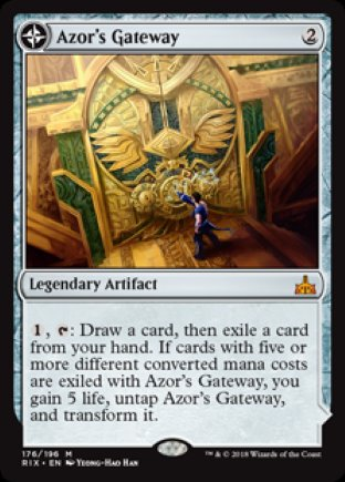 Azor's Gateway | Rivals of Ixalan