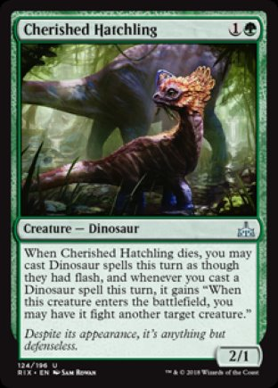 Cherished Hatchling | Rivals of Ixalan