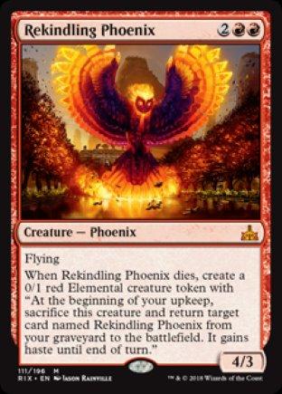 Rekindling Phoenix | Rivals of Ixalan