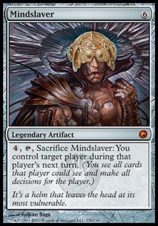 Mindslaver | Scars of Mirrodin