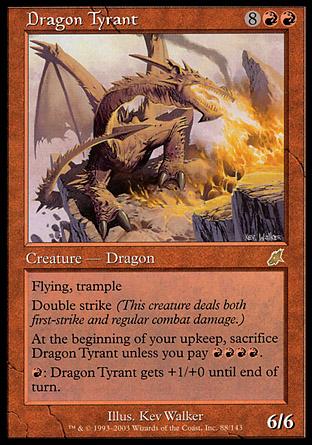 Dragon Tyrant   Scourge