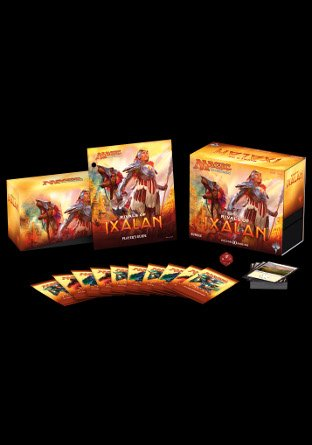 -RIX- Rivals of Ixalan Bundle | Sealed product
