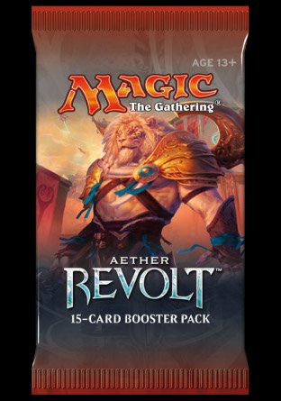 -AER- Aether Revolt Booster | Sealed product