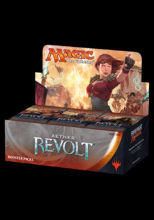 -AER- Aether Revolt Boosterbox | Sealed product