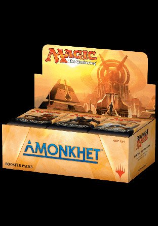 -AKH- Amonkhet Boosterbox | Sealed product