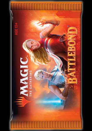 -BBD- Battlebond Booster   Sealed product