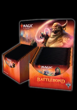 -BBD- Battlebond Boosterbox | Sealed product