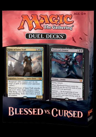 -BVC- Duel Deck Blessed vs Cursed | Sealed product