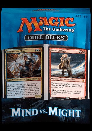 -DDS- Duel Deck Mind vs Might | Sealed product
