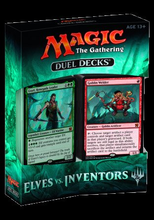 -DDU- Duel Deck Elves vs Inventors | Sealed product