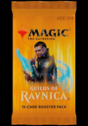-GRN- Guilds of Ravnica Booster | Sealed product