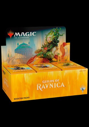 -GRN- Guilds of Ravnica Boosterbox | Sealed product