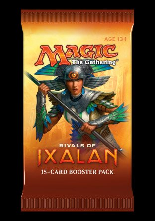 -RIX- Rivals of Ixalan Booster | Sealed product