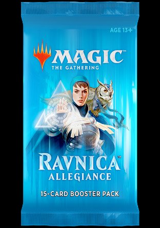 -RNA- Ravnica Allegiance Booster | Sealed product