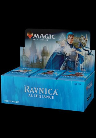 -RNA- Ravnica Allegiance Boosterbox | Sealed product