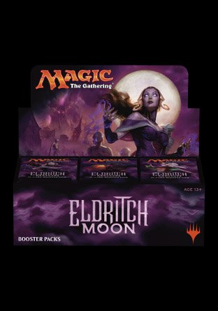 -EMN- Eldritch Moon Boosterbox | Sealed product
