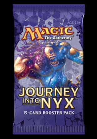 -JOU- Journey into Nyx Booster | Sealed product