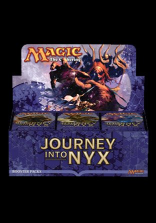 -JOU- Journey into Nyx Boosterbox | Sealed product