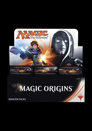 -ORI- Magic Origins Boosterbox | Sealed product