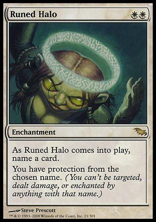 Runed Halo | Shadowmoor