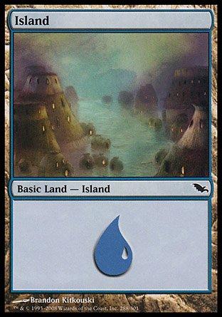 Island   Shadowmoor
