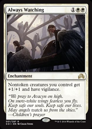 Always Watching | Shadows over Innistrad
