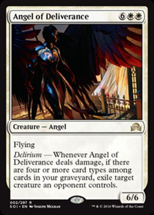 Angel of Deliverance | Shadows over Innistrad