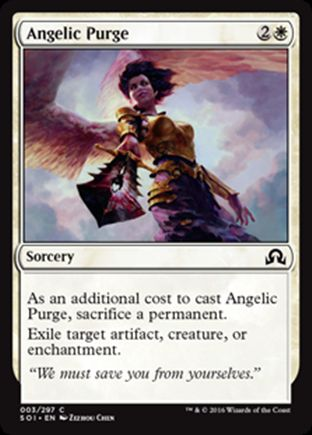 Angelic Purge | Shadows over Innistrad