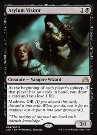 Asylum Visitor | Shadows over Innistrad