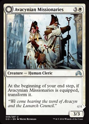 Avacynian Missionaries | Shadows over Innistrad