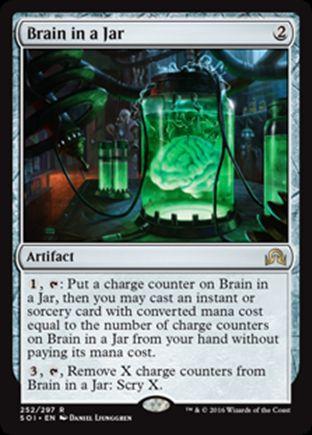 Brain in a Jar   Shadows over Innistrad