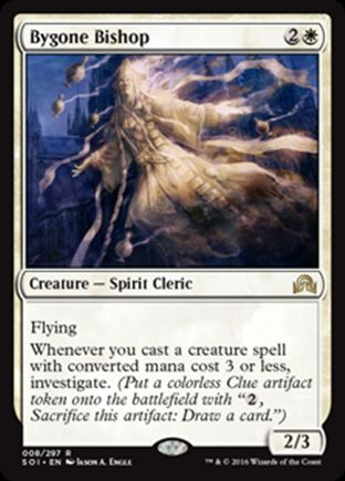 Bygone Bishop | Shadows over Innistrad