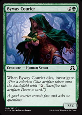 Byway Courier | Shadows over Innistrad