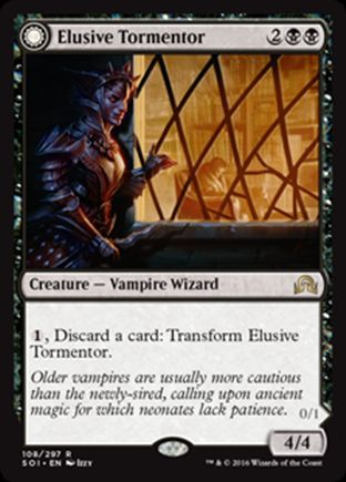 Elusive Tormentor | Shadows over Innistrad
